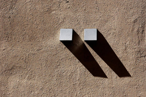 Photograph - Two Shadows by Stuart Allen
