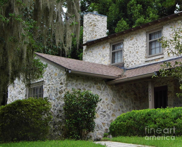Photograph - Two Story Beauty by D Hackett