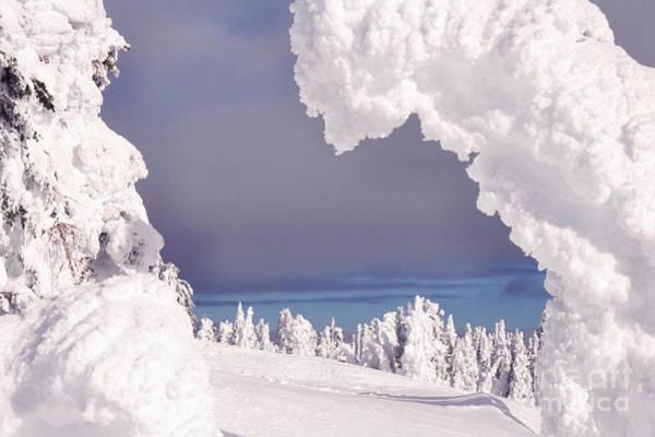Photograph - Two Top Mountain by Thomas R Fletcher