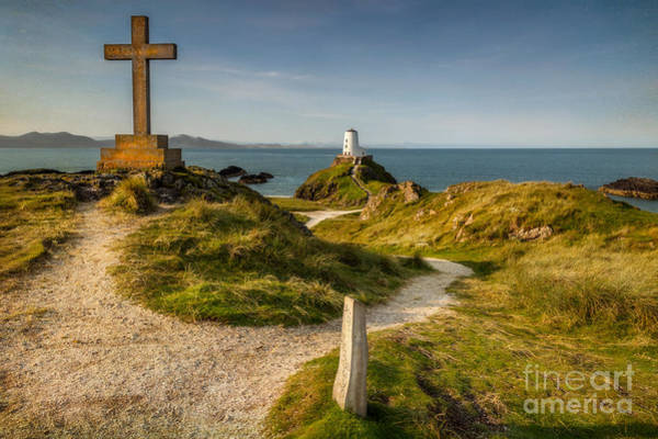 Wall Art - Photograph - Twr Mawr Lighthouse by Adrian Evans