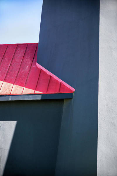 Don Johnson Photograph - Tybee Building Abstract by Don Johnson
