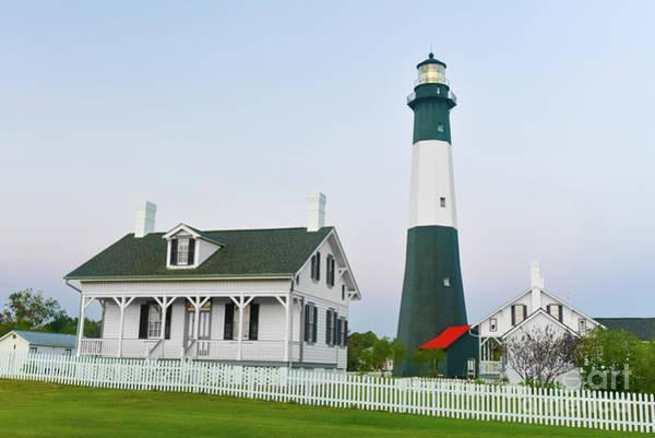 Photograph - Tybee Island Lighthouse by Paul Quinn