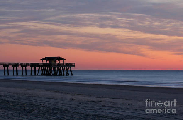 Photograph - Tybee Sunrise by Jennifer Robin