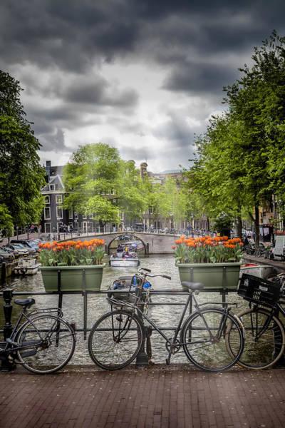 Wall Art - Photograph - Typical Amsterdam by Melanie Viola