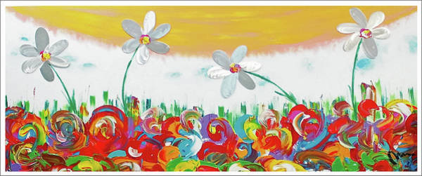Wall Art - Painting - Typical Summer Day by Mac Worthington