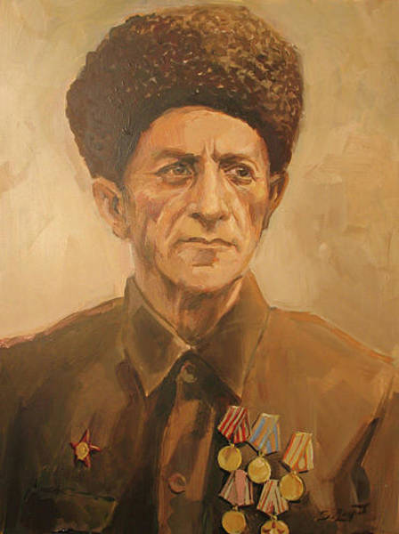Painting - Tzatzura Sasikov by Tigran Ghulyan