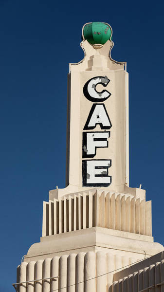 Wall Art - Photograph - U Drop In Cafe #1 by Stephen Stookey