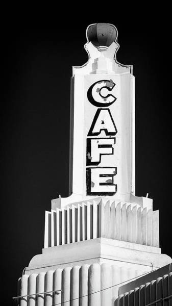 Wall Art - Photograph - U Drop In Cafe #2 by Stephen Stookey