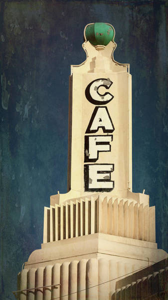 Wall Art - Photograph - U Drop In Cafe #3 by Stephen Stookey