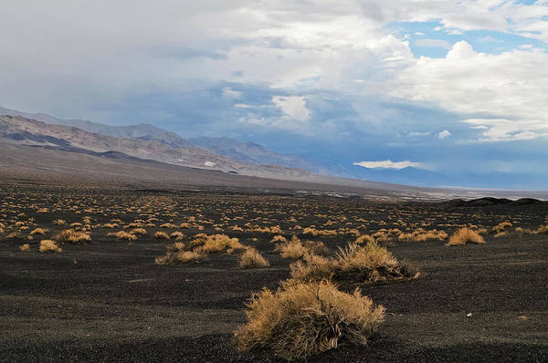 Photograph - Ubehebe Crater Lava by Kyle Hanson