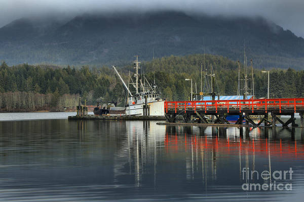 Photograph - Ucluelet Challenger by Adam Jewell