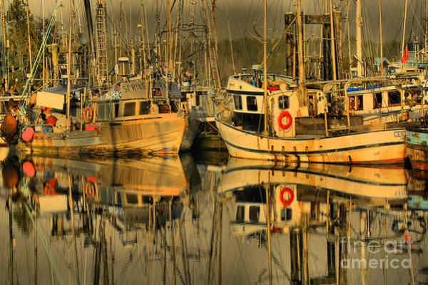 Port Of Vancouver Wall Art - Photograph - Ucluelet Winter Break by Adam Jewell