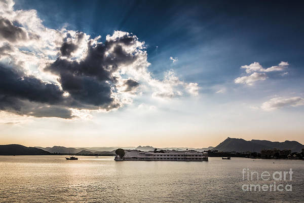 Photograph - Udaipur Dream In Rajasthan by Didier Marti