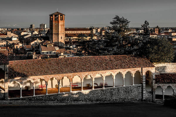 Photograph - Udine by Wolfgang Stocker