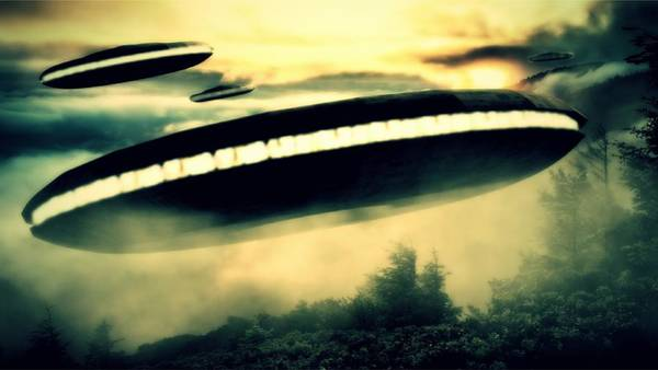 Roswell Digital Art - Ufo Invasion Force by Raphael Terra