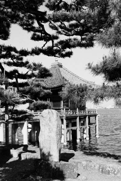 Photograph - Ukimi-do Temple by Juergen Weiss