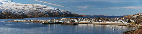 Wall Art - Photograph - Ullapool by Grant Glendinning