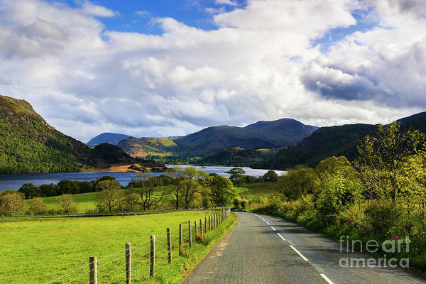 Glenridding Wall Art - Photograph - Ullswater Lake by JOCKERS Nadine