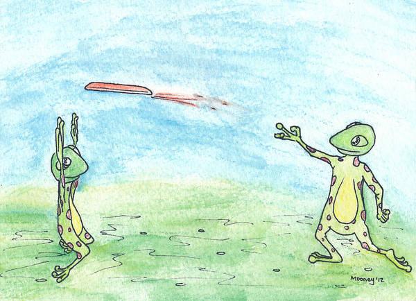 Ultimate Froggie Art Print