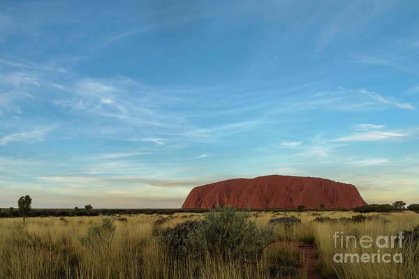 Photograph - Uluru Sunset 02 by Werner Padarin