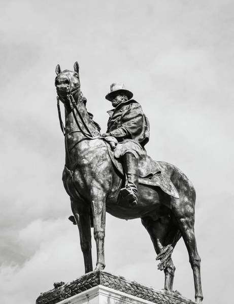 Photograph - Ulysses S. Grant Memorial In Washington Dc by Brandon Bourdages