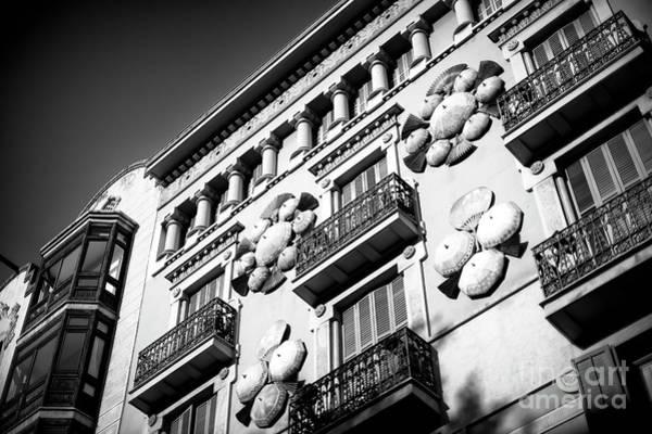 Photograph - Umbrella House In Barcelona by John Rizzuto