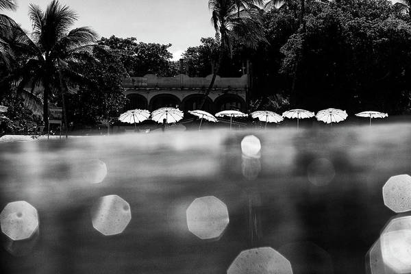 Photograph - Umbrellas 2 by Nik West
