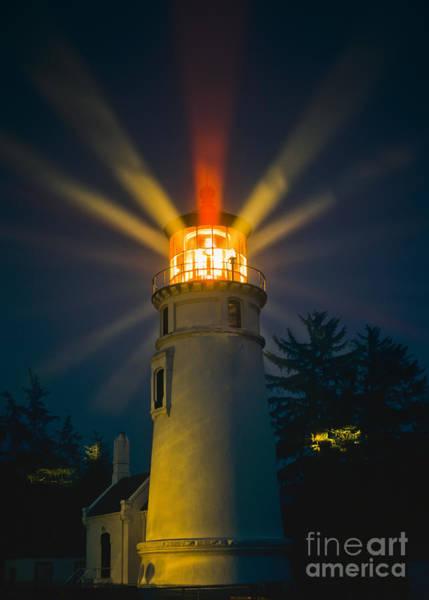 Photograph - Umpqua River Lighthouse by Robert Potts