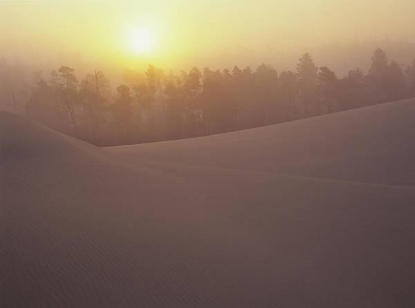 Photograph - Umpqua Sunrise by Robert Potts