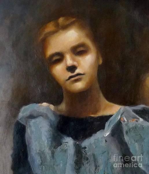Painting - Una Piccola Moneta by Karina Plachetka