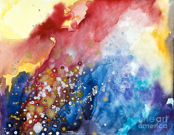 Tara Painting - Unabashed by Tara Thelen - Printscapes