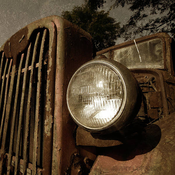 Vehicles Wall Art - Photograph - Unbreakable by Jerry LoFaro