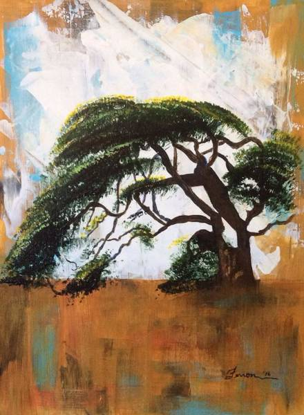 Art Print featuring the painting Unbreakable by Patti Ferron