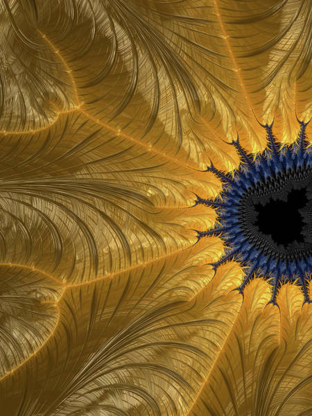 Digital Art - Unbridgeable Chasm by Jeff Iverson
