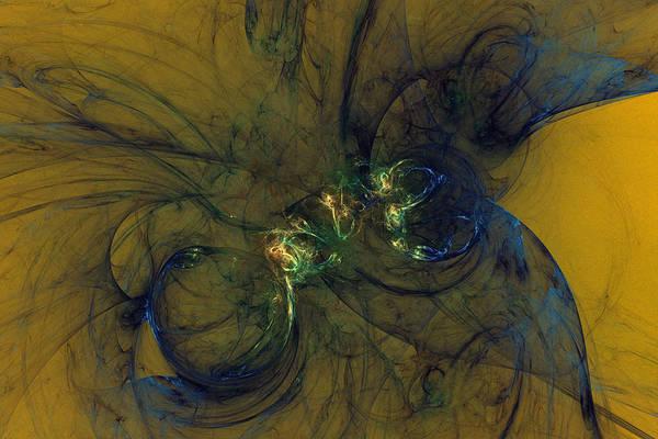 Uncertainty Suppression Art Print