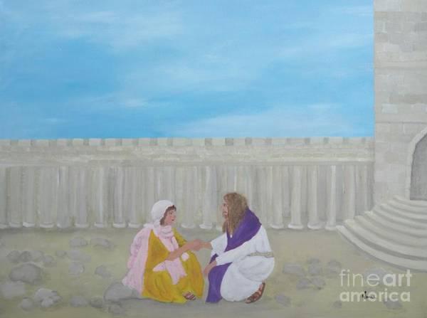 Painting - Unconditional Love  by Karen Jane Jones