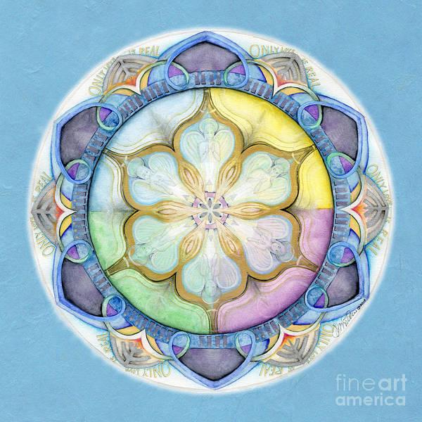 Painting - Unconditional Mandala by Jo Thomas Blaine