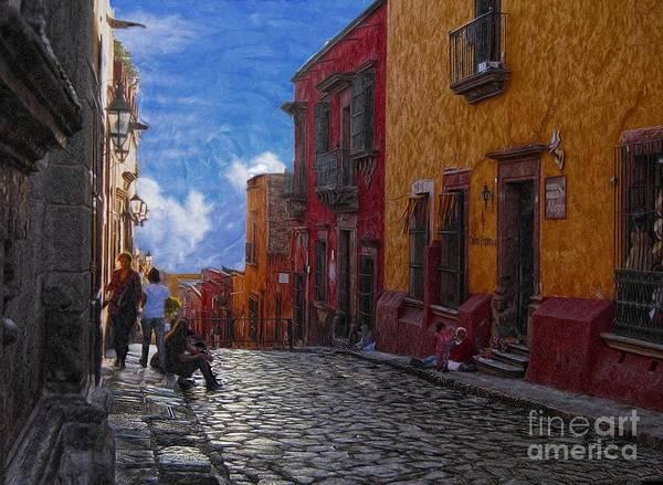 Photograph - Under A Van Gogh Sky by John Kolenberg