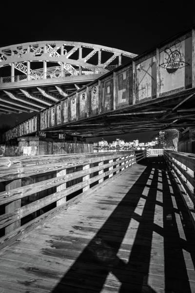 Photograph - Under Boston University Bridge by Kristen Wilkinson