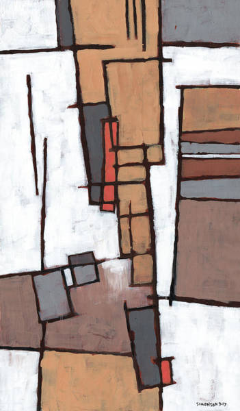 Wall Art - Painting - Under Coyoacan by Douglas Simonson
