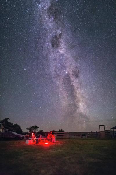 Photograph - Under Southern Stars by Alex Conu