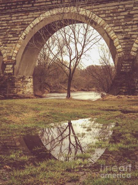 Photograph - Under The Arch by Viviana  Nadowski