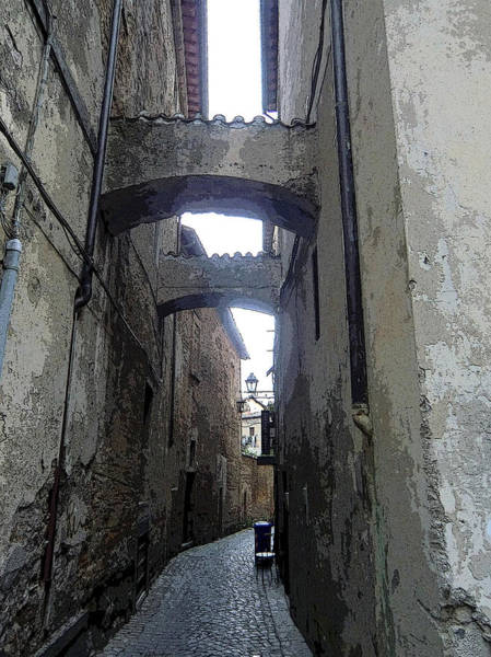 Wall Art - Photograph - Under The Arches by Mindy Newman