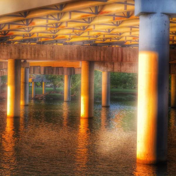Photograph - Under The Boardwalk by Gia Marie Houck