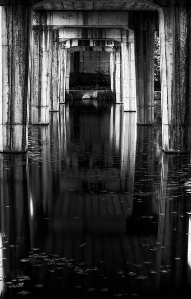 Photograph - Under The Bridge by Hayato Matsumoto