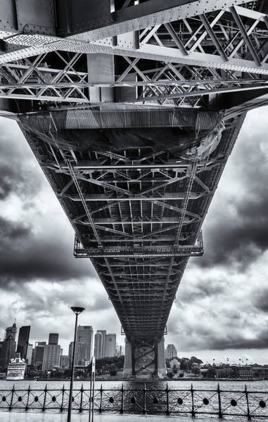 Wall Art - Photograph - Under The Bridge by Mike Andrew