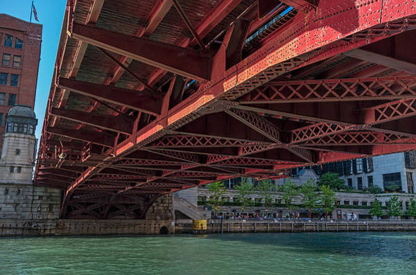 Photograph - Under The Bridge by Nisah Cheatham