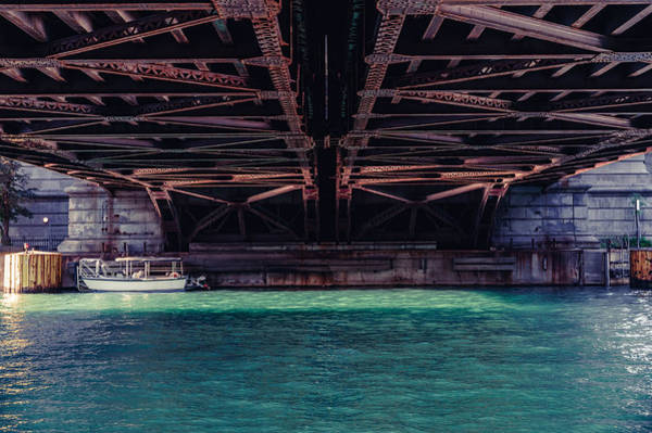 Photograph - Under The Bridge Too by Nisah Cheatham