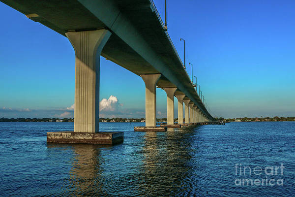 Photograph - Under The Causeway by Tom Claud
