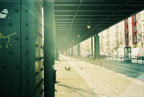 Photograph - Under The Elevated Railway by Nacho Vega